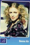 Celebrity autograph: Donna Air