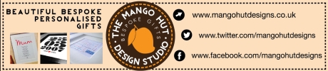 Mango Hut Designs - beautiful personalised puzzle gifts